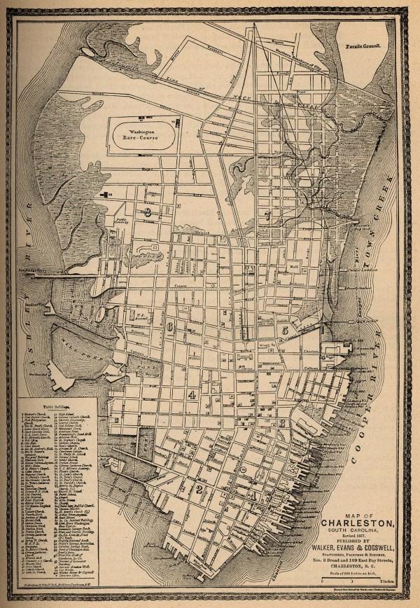 South Carolina Maps PerryCastañeda Map Collection UT