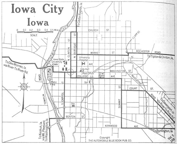 Iowa Maps PerryCasta241eda Map Collection UT Library Online
