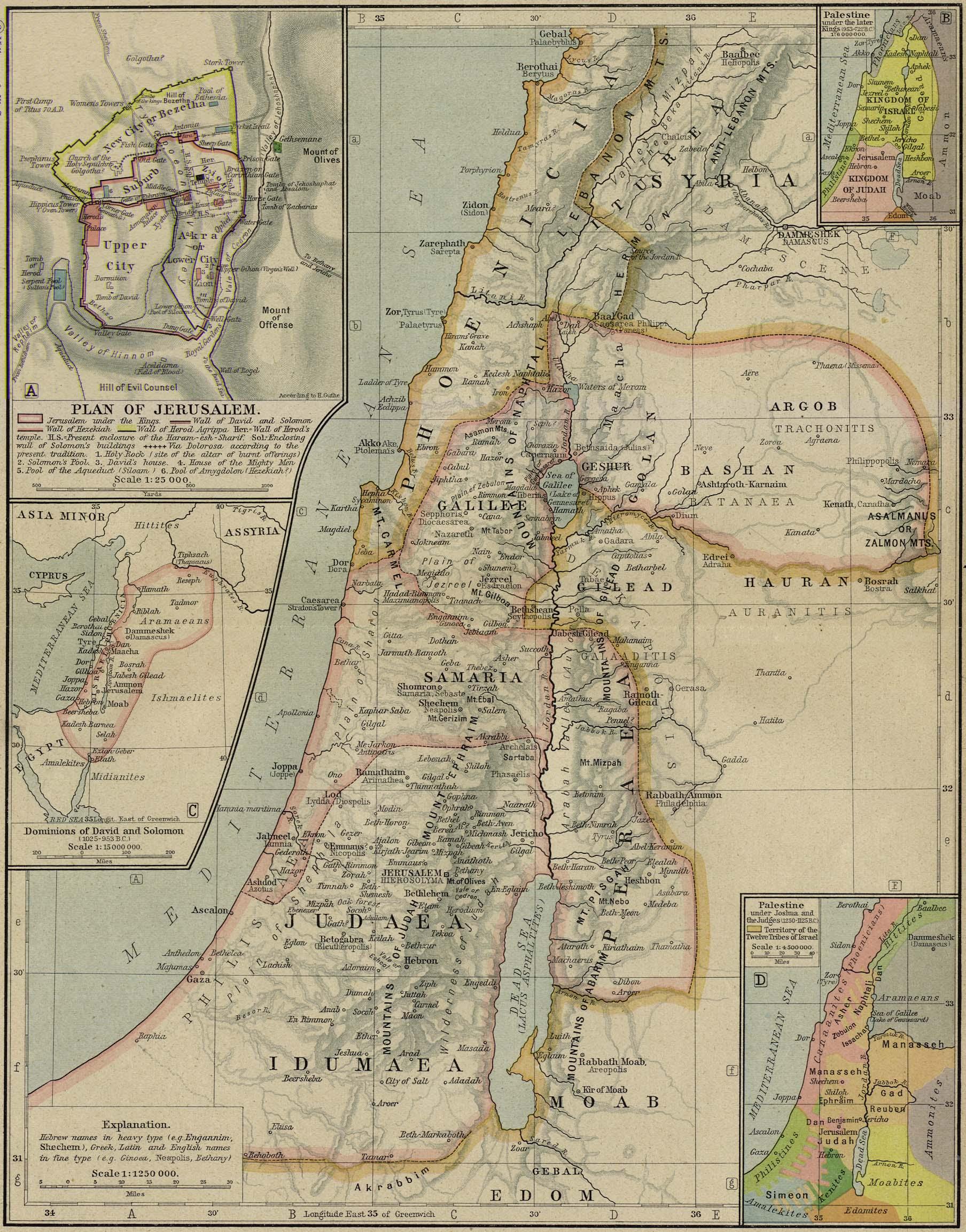 Kingdom Come Deliverance Ancient Map 2 : kingdom, deliverance, ancient, Kingdom, Ancient, World, Atlas
