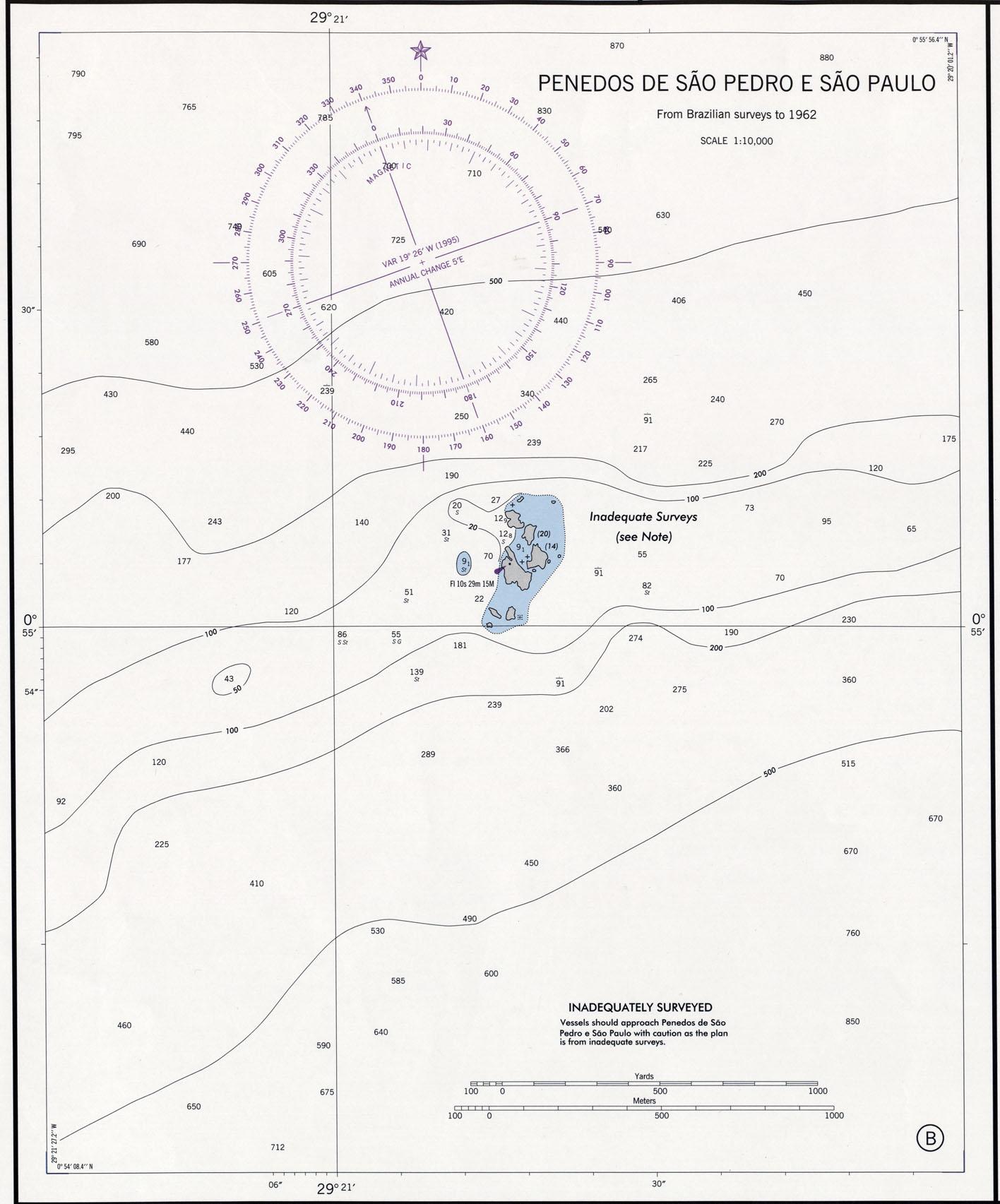 Polar Regions And Oceans Maps