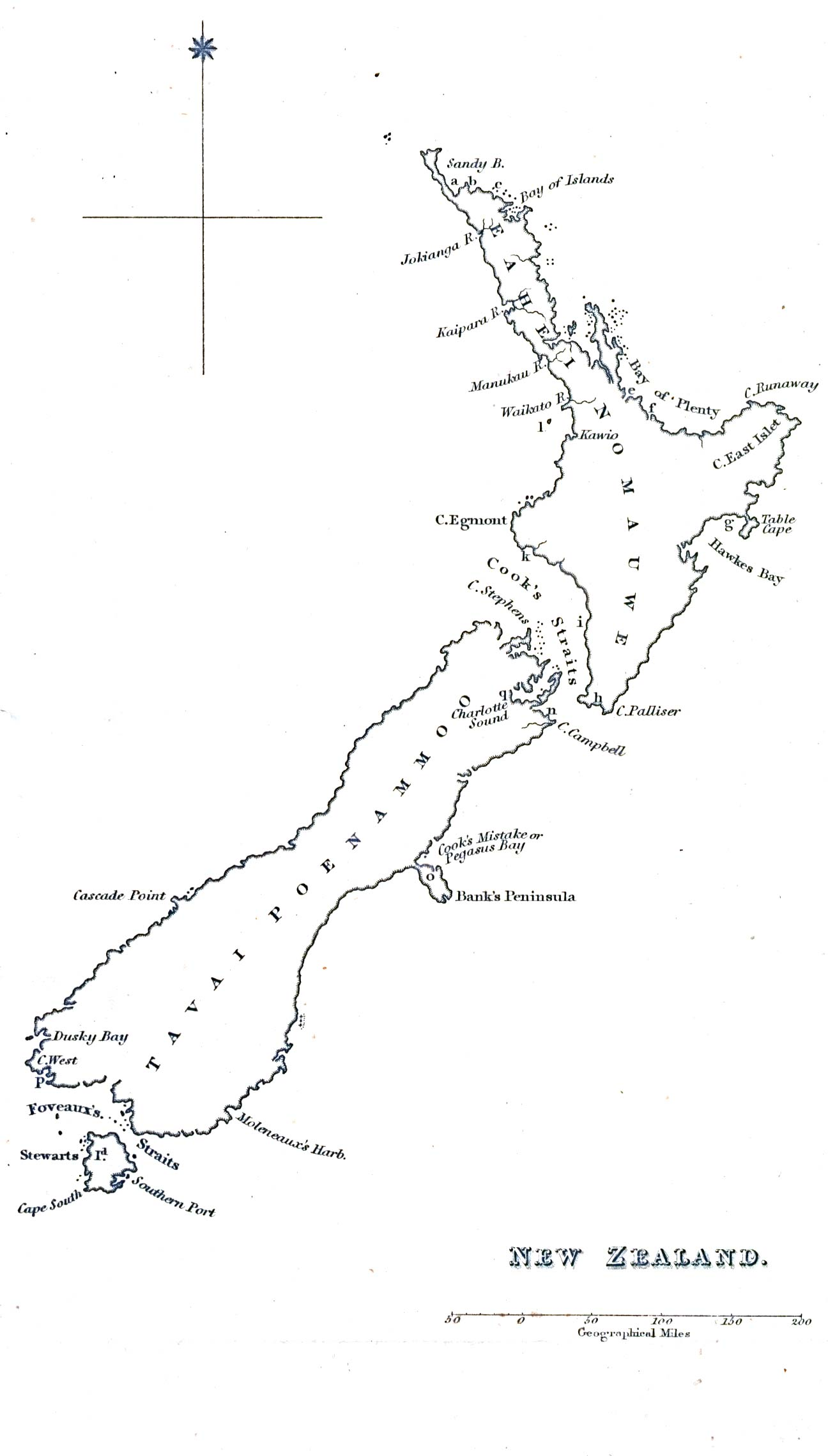 Australia And The Pacific Historical Maps