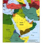 Middle East Maps Perry Castaneda Map Collection Ut Library Online