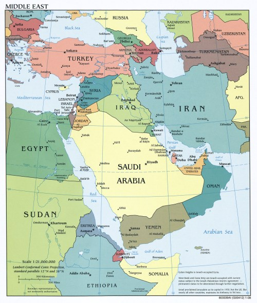 small resolution of middle east maps