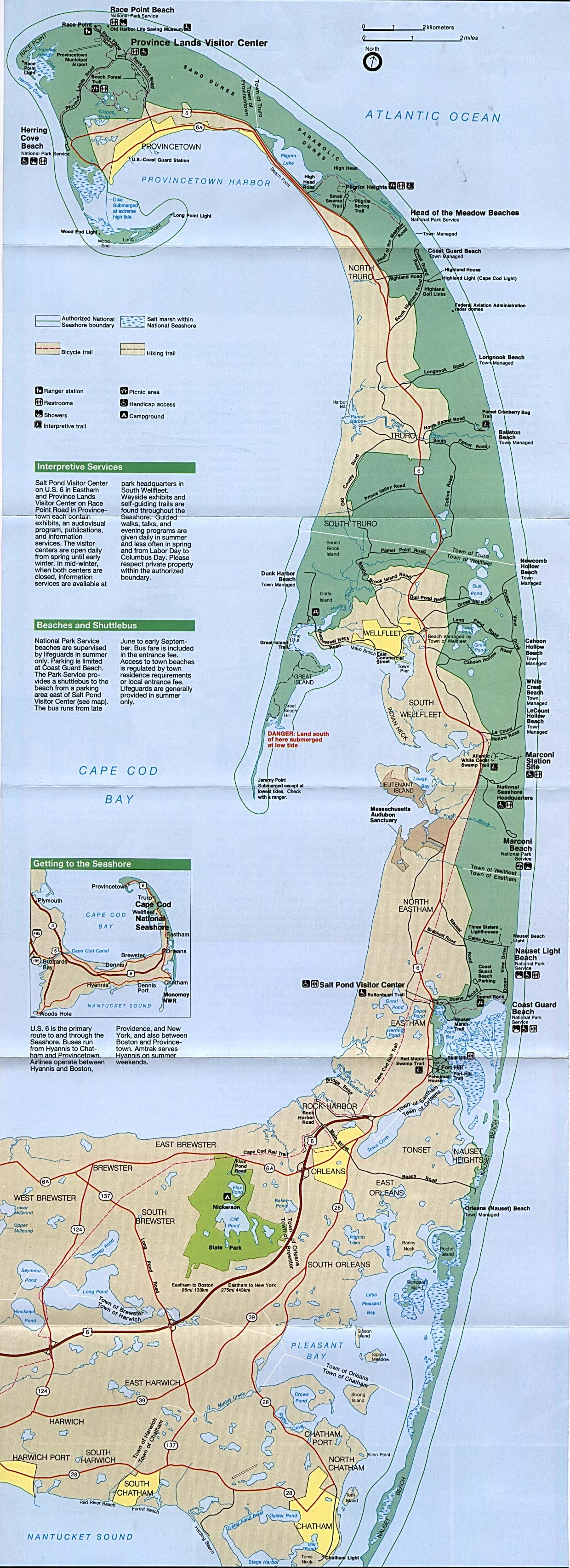 First Landing State Park Map Pdf : first, landing, state, First, Landing, State, Maping, Resources
