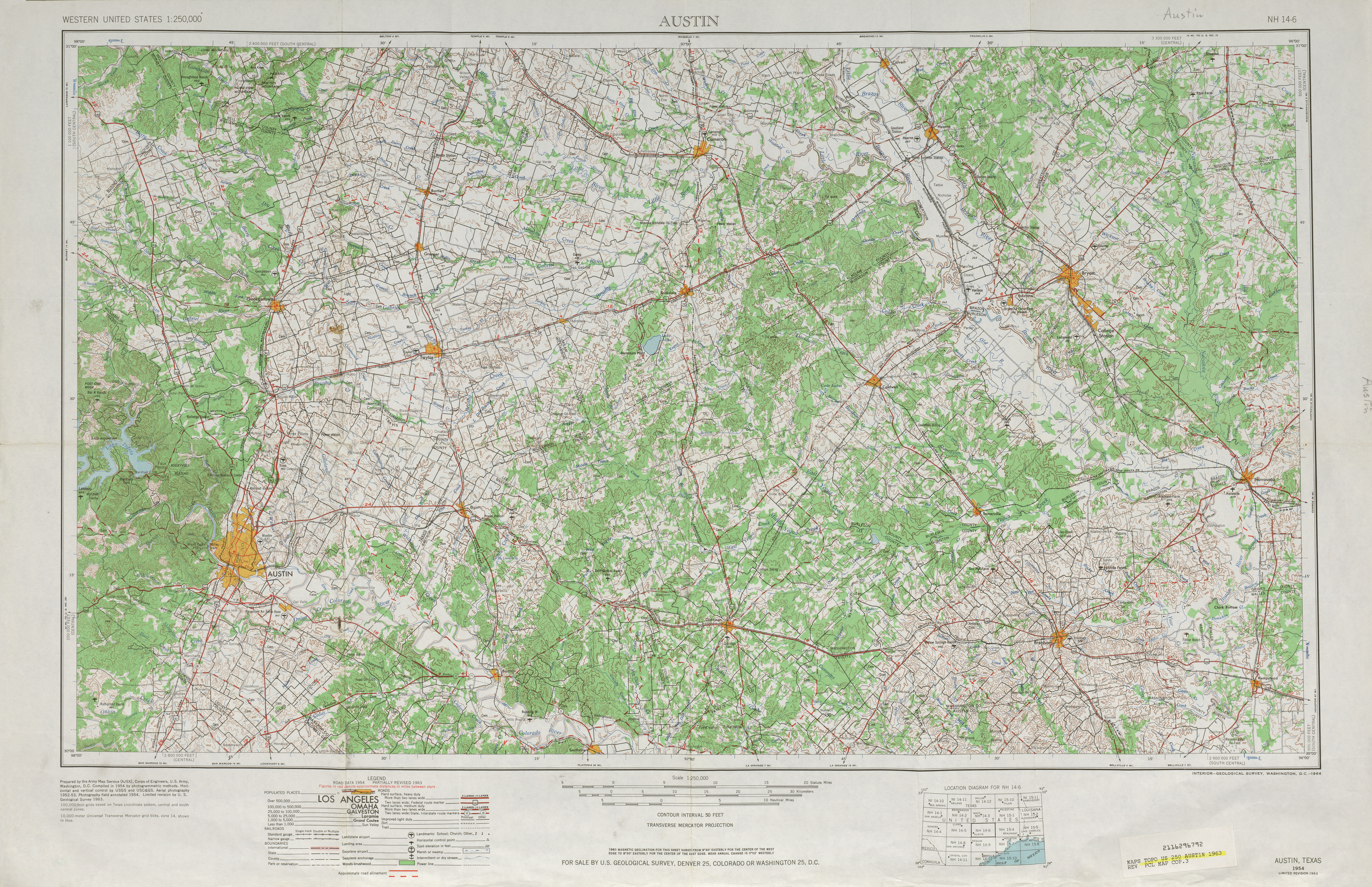 Earth Point Topo Map