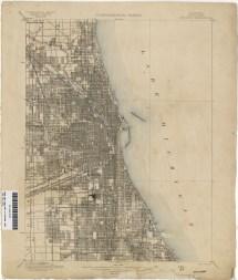 Illinois Historical Topographic Maps - Perry-castaeda Map