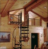 Satterwhite Log Homes - Custom - Haggards Photos