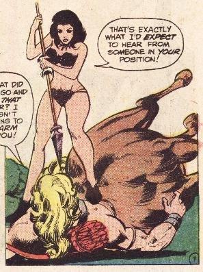 centaur girl transformation