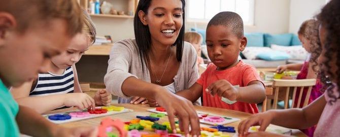 childcare franchise