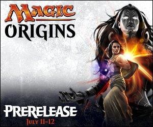 Magic Origins 300 x 250 Prerelease