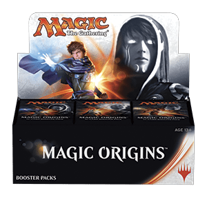 Magic Origins Booster Display