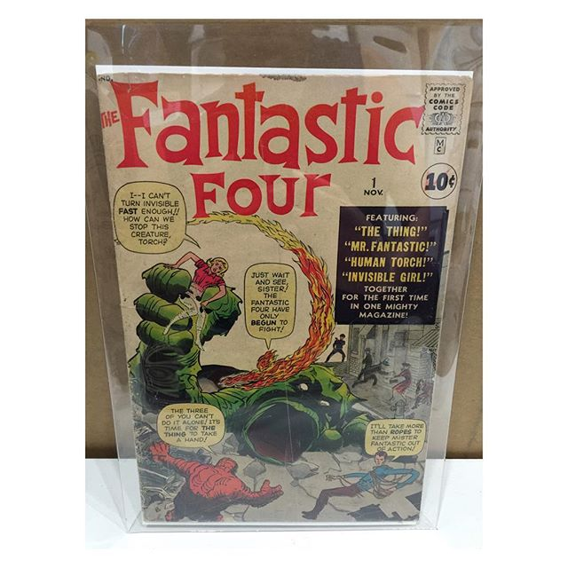 Newest Arrival #fantasticfour #1