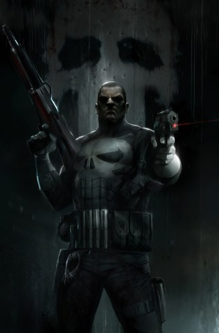 Punisher_1 cover