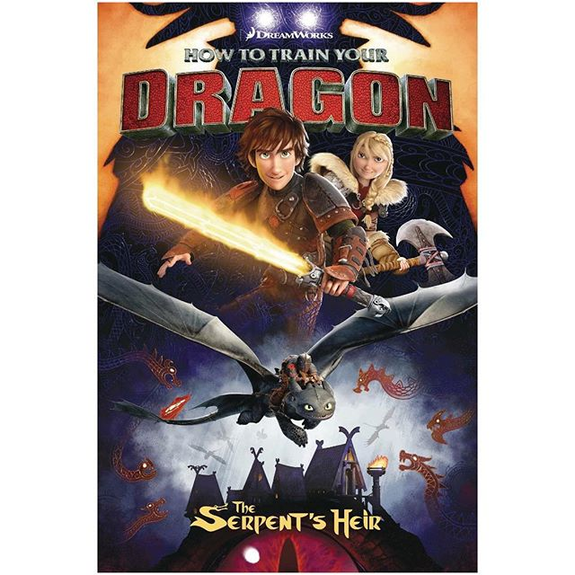 Meet writer/director Dean Deblois and Richard Hamilton of How to Train Your Dragon on Wed Feb 22nd from 11:30-1:30 for a free signing of their brand new graphic novel!  #howtotrainyourdragon #howtotrainyourdragon2 #liloandstitch #dreamworks #dreamworksanimation #darkhorse #darkhorsecomics