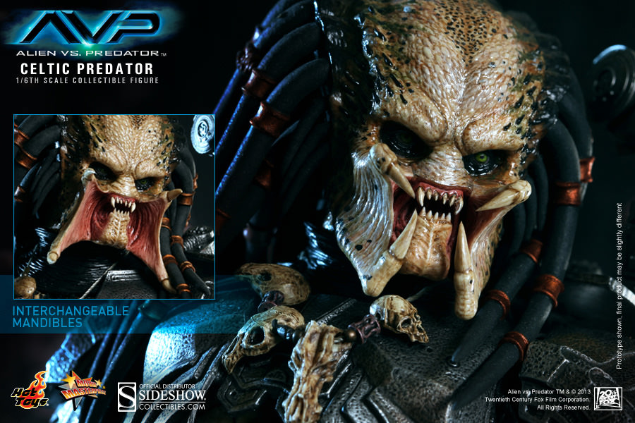 Celtic predator movie masterpiece series sixth scale figure by celtic predator voltagebd Image collections