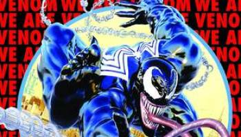 Venom #1 KRS Con Exclusive Mike Mayhew Red Virgin Variant |