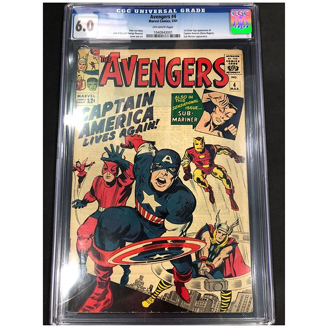 These #cgc keys walked in the door! DM us for pricing! #forsale #igcomics #igcomicfamily #avengers #amazingspiderman #spiderman #thanos #ironman #venom #thor #loki #captainamerica #silveragecomics #bronzeagecomics