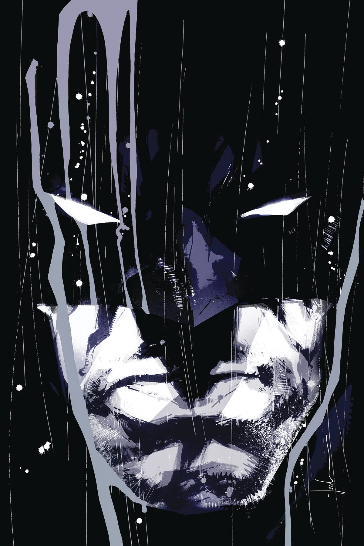 Image result for 2000 variant cover by Jock Detective Comics 1000