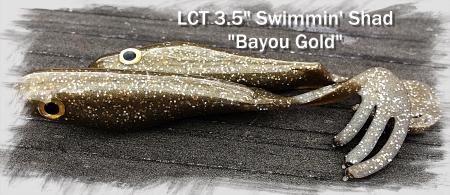 LCT 3.5 Swimmin Shad Bayou Gold 450x195