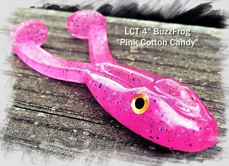 LCT 4.0 BuzzFrog Pink Cotton Candy 450x328 copy