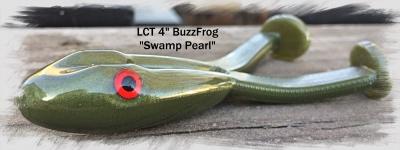 LCT 4.0 BuzzFrog Swamp Pearl 400x150