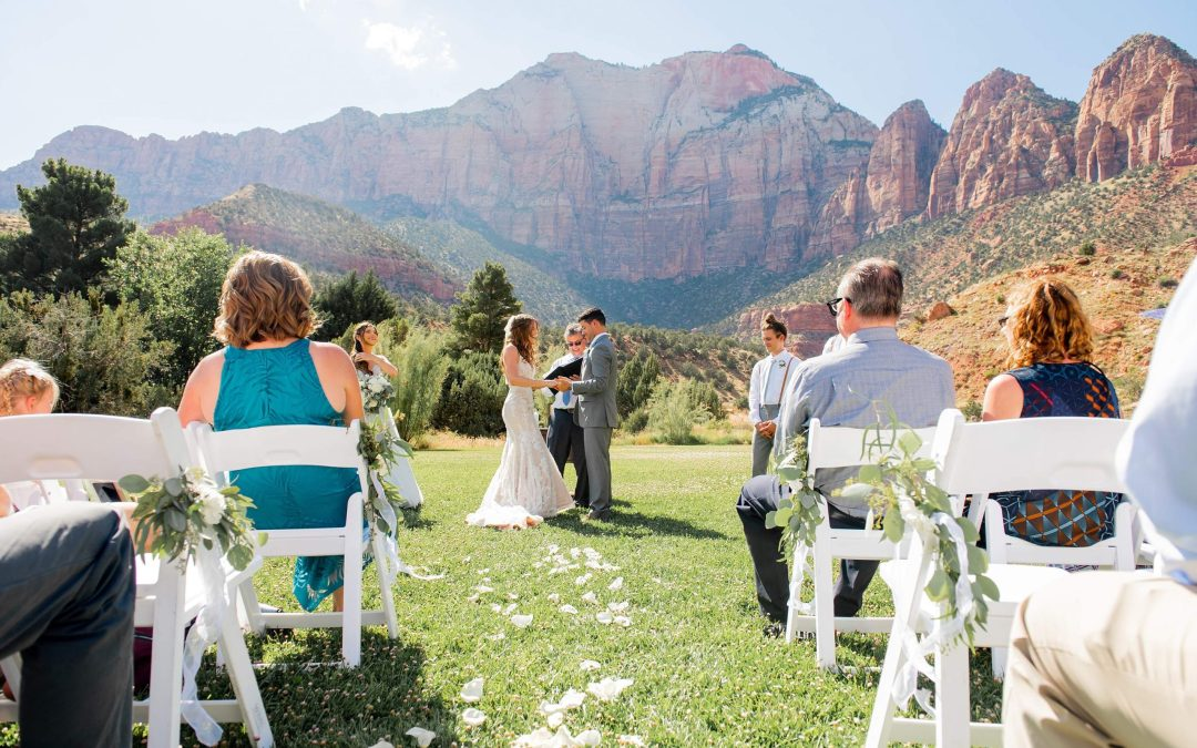 st george rentals and event planners near zion national park in southern utah