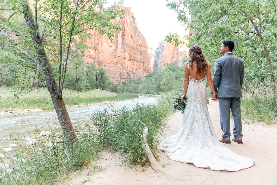 weddings in zion national park wedding planner
