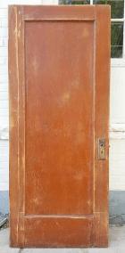 Woodgrain Rustic Door Large Props