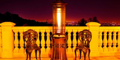 Outdoor Heater Rental