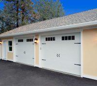 Legacy | Steel-Craft CarriageCraft Series Garage Doors