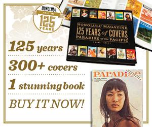 HONOLULU Magazine 125 Years of Covers