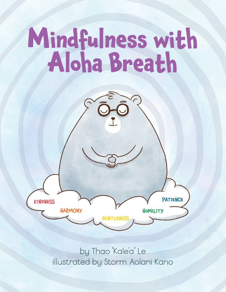 Mindfulness with Aloha Breath front cover