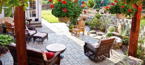 betz home spokane landscaping