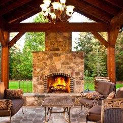 Outdoor Kitchen Construction Plans Cabinets Stores Covered Patio / Pavilion Design & In Spokane ...