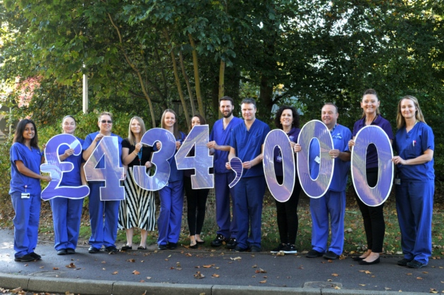 Legacy gift boosts heart charity