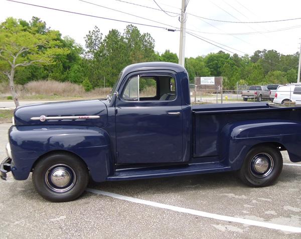 1951 Ford Truck Carburetor