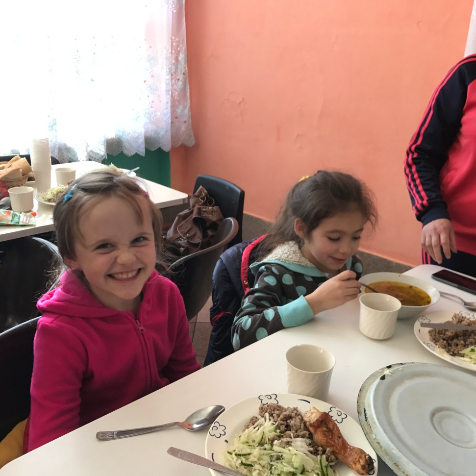hosting Ukraine Orphans