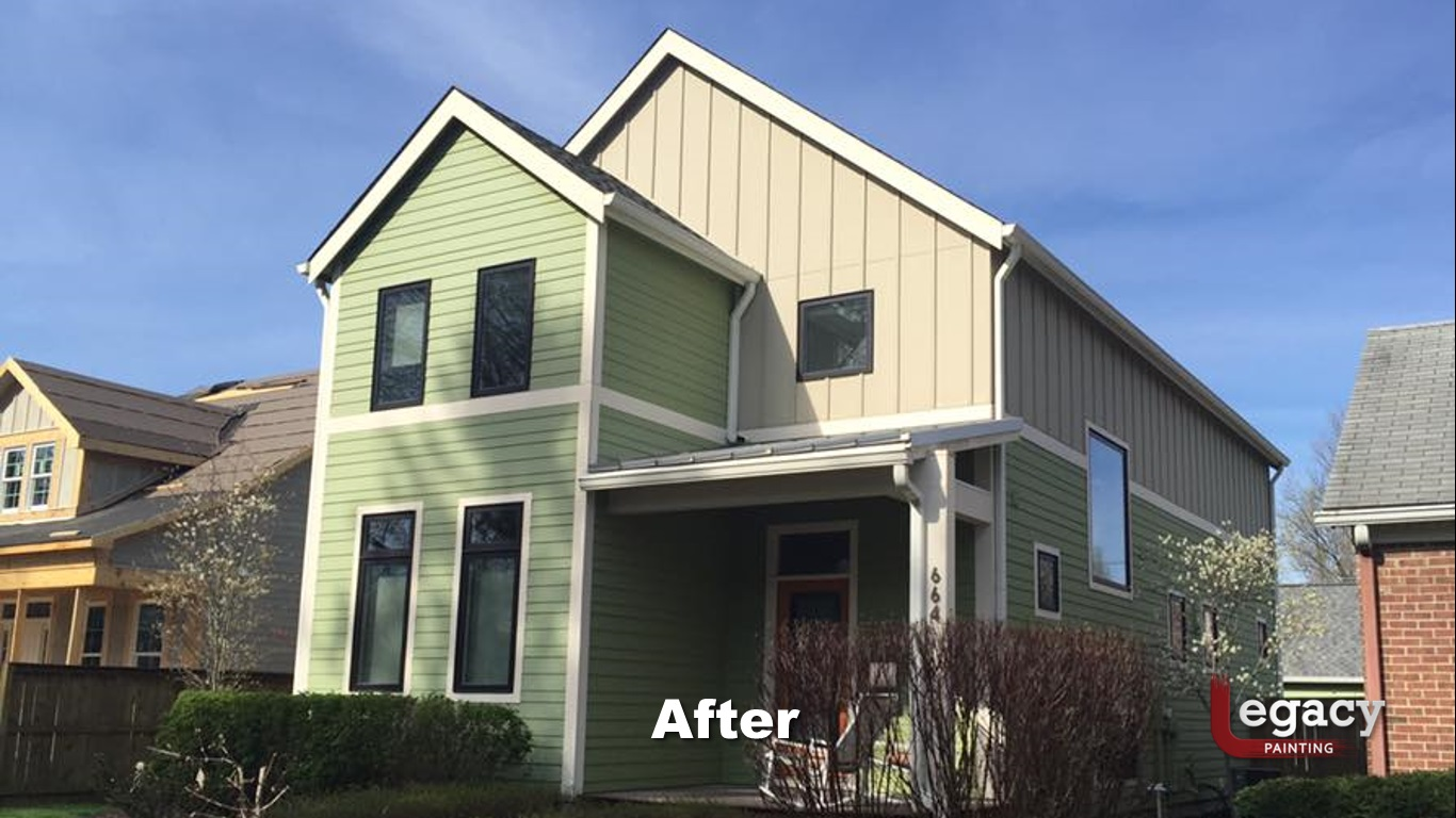 Indianapolis Exterior Painting 4