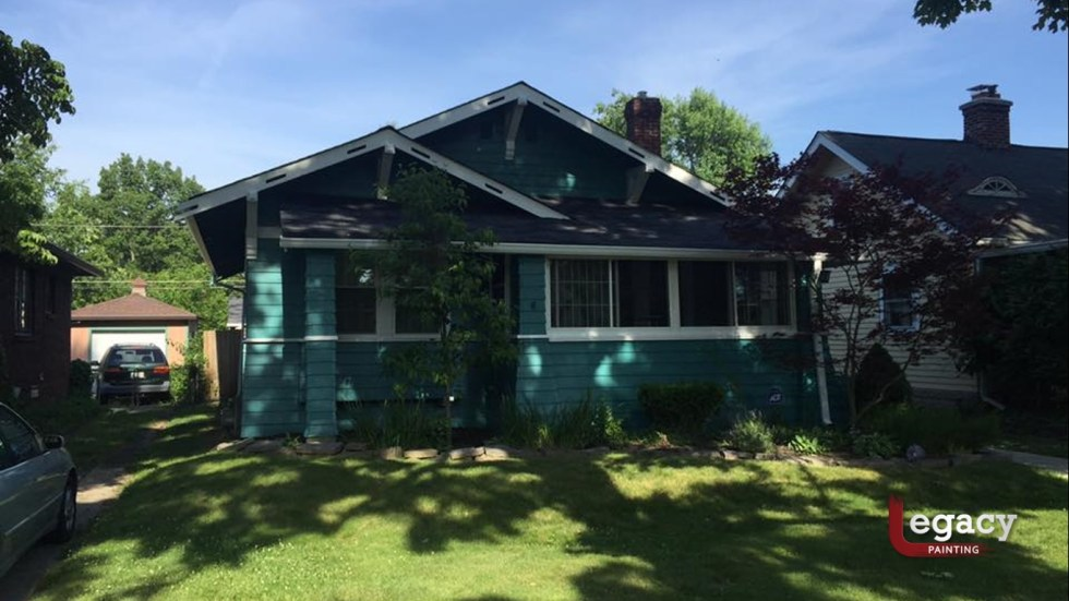 Indianapolis House Painting