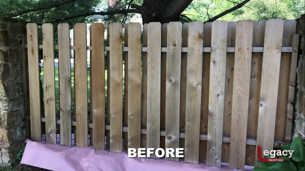 Indy Fence Staining Solid Color 6