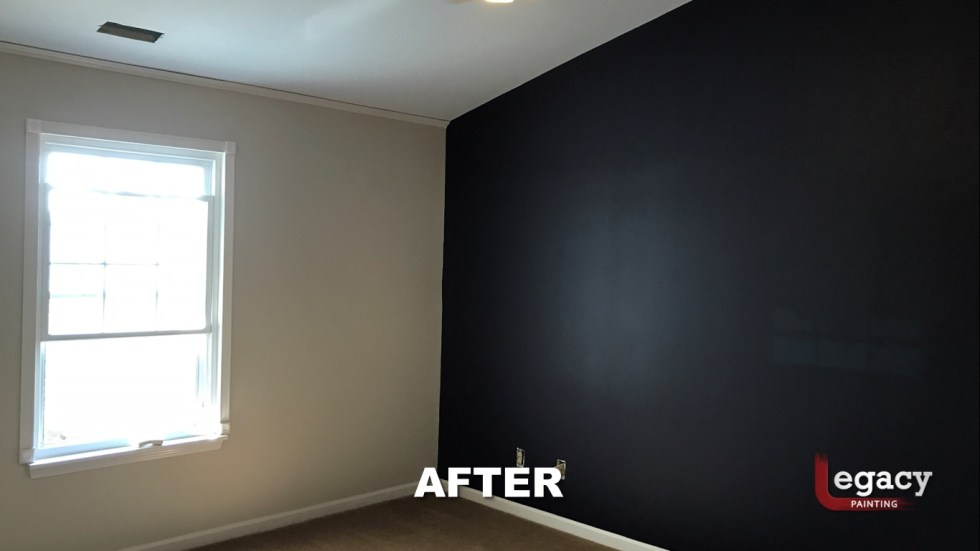 Home Interior Painting - After 3 - Franklin Indiana