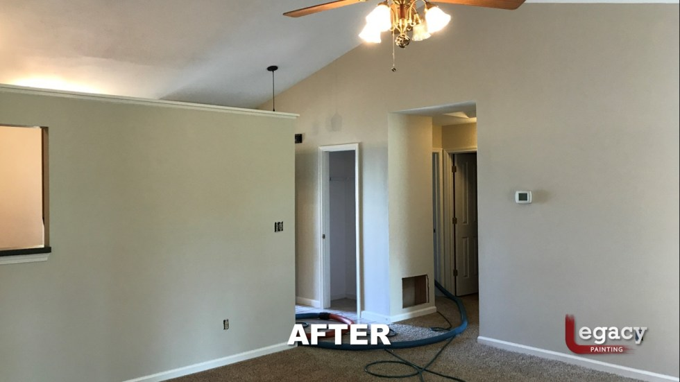Home Interior Painting - After 5 - Franklin Indiana