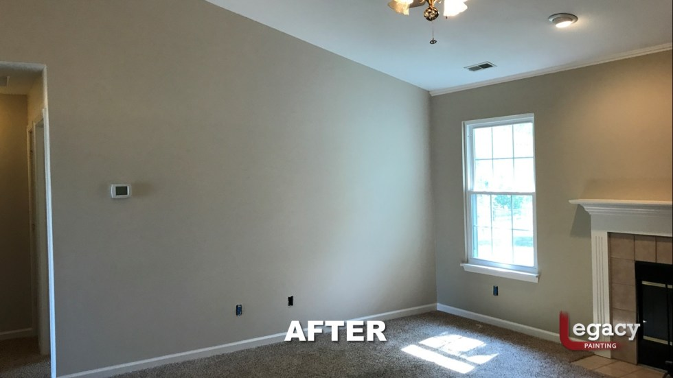Home Interior Painting - After 6 - Franklin Indiana