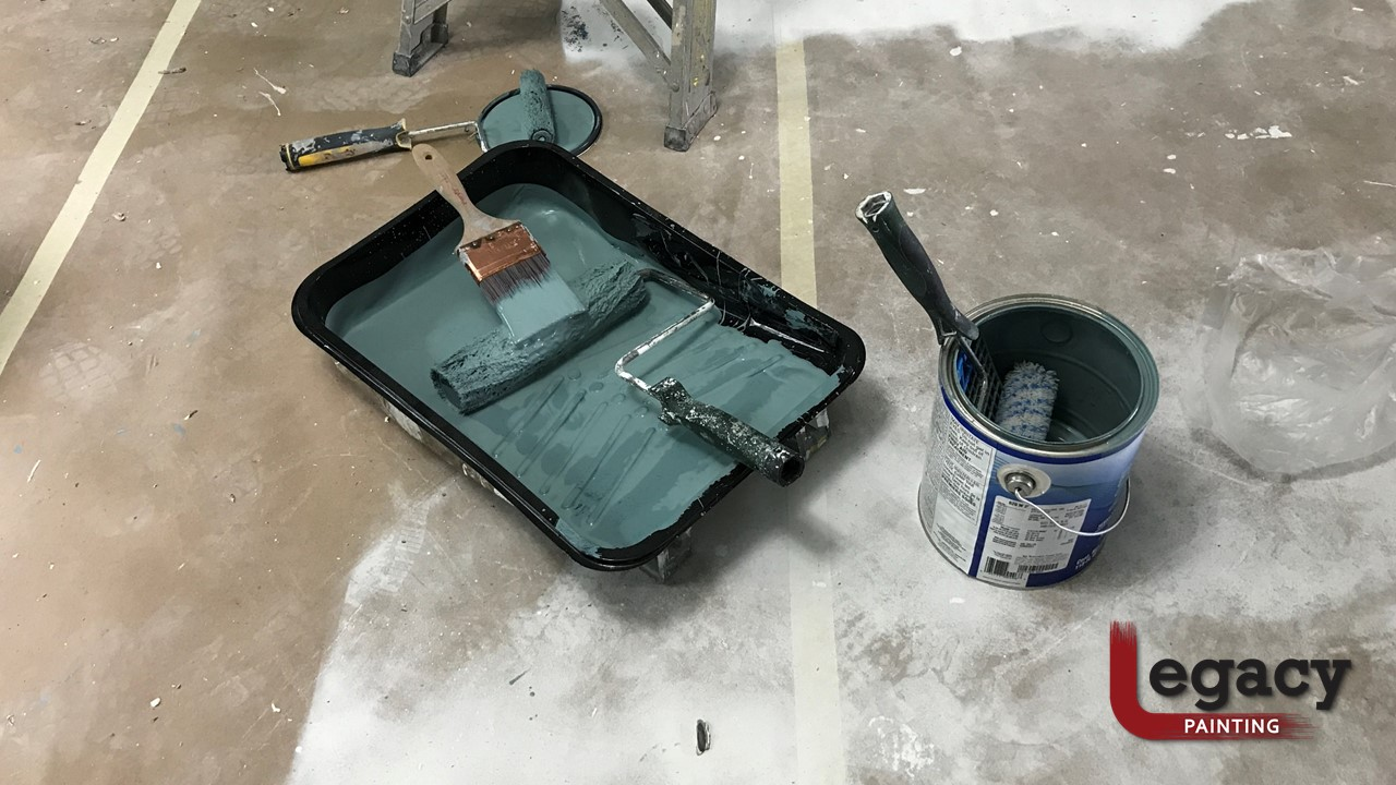 How Professional Painters Estimate