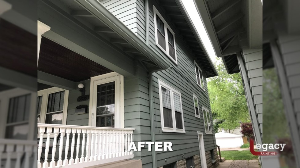 House Painting N College Ave Indianapolis 6