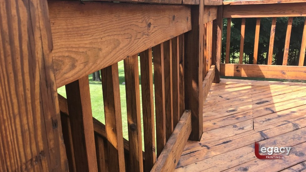Deck Staining Indianapolis - Proluxe Srd Natural 078 - 1
