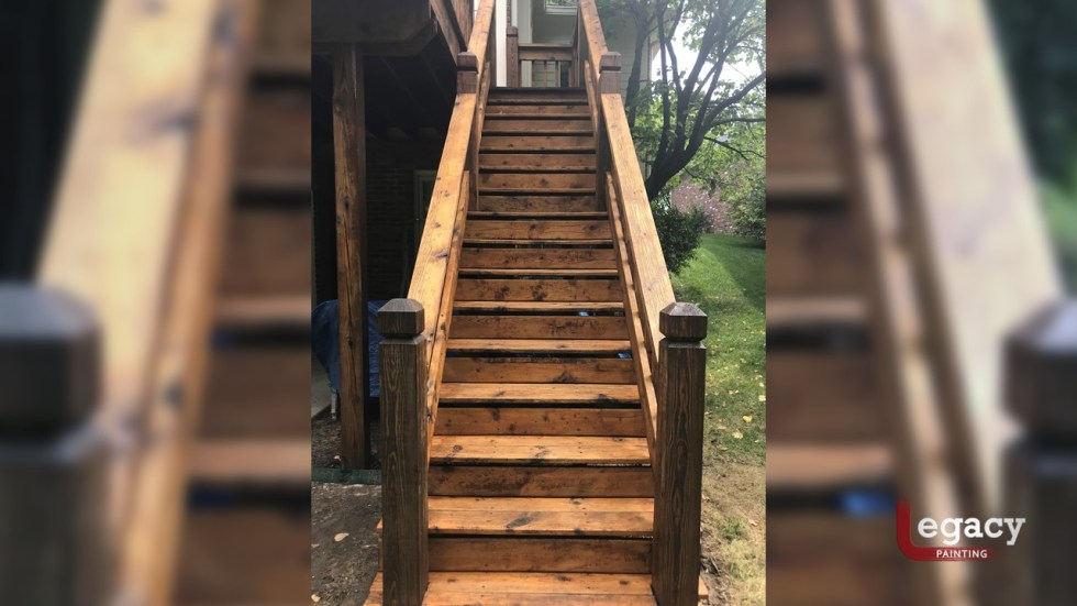 Deck Staining Indianapolis - Proluxe Srd Natural 078 - 2