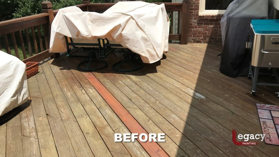Deck Staining Indianapolis - Proluxe Srd Natural 078 - 3
