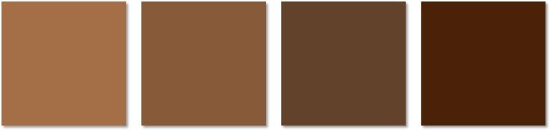 interior painting - brown