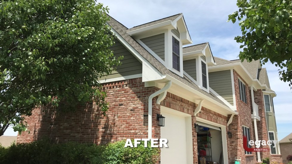 Residential Painter Greenwood 46143 - 008